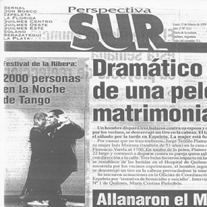 2000 People on the night of Tango