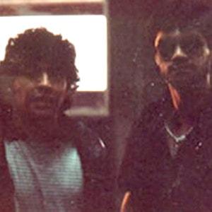 Armando Diego Maradonna and Luis Pereyra