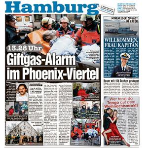 Bild Zeitung 2014