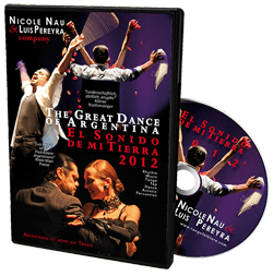 DVD The Great Dance of Argentina
