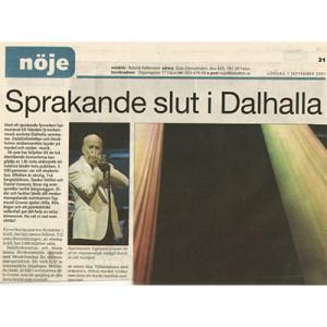 Dalhalla Festival Schweden