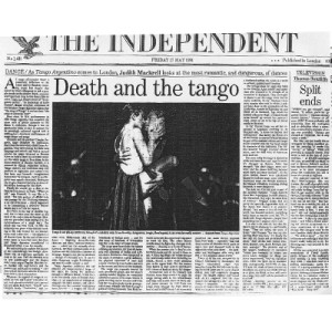 Tod und Tango, The Independent
