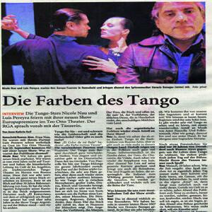 Die Farben des Tango, Interview, 2008, RGA