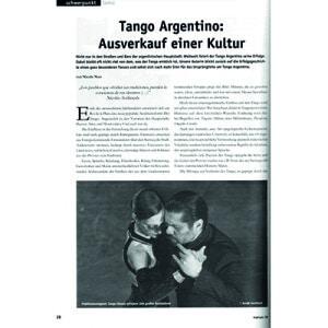 Ein Artikel von Nicole Nau Ausverkauf einer Kultur, 2011