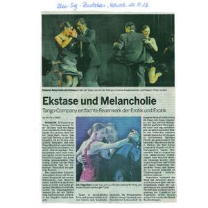 Ekstase und Melancholie. Feuerwerk der Erotik und Exotik, 2013