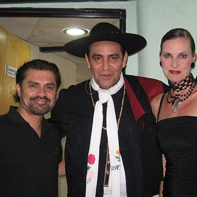 El Chaqueno Palavecino, Nicole Nau & Luis Pereyra