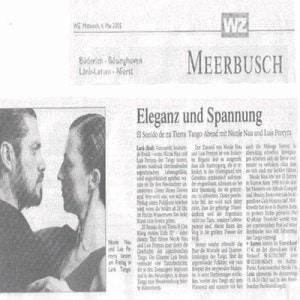Eleganz und Spannung, WZ 2005