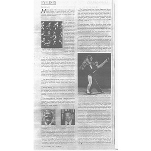 Forever Tango Article