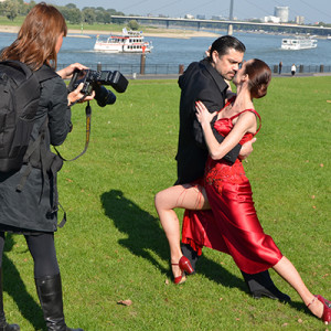 Fotoshooting Rheinische Post