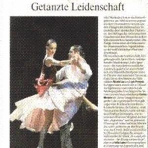 Getanzte Leidenschaft, sie begeisterten im Apollo, Rheinische Post 2006