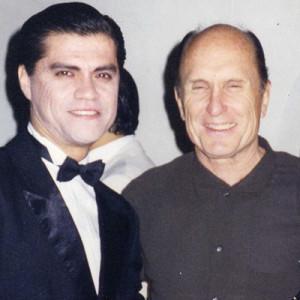 Luis Pereyra & Robert Duvall