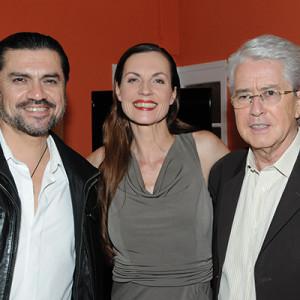 Nicole Nau, Luis Pereyra, Frank Elstner