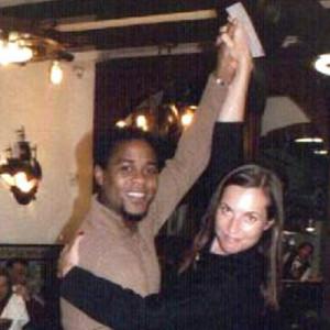 Nicole Nau & Patrick Kluivert