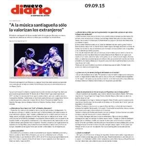 Nuevo Diario, 2015