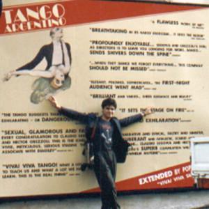 Pereyra in Tango Argentino, weltweit
