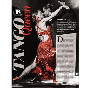 Tango Queen, Hamburg IN, 2014