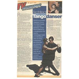 Tangodanser