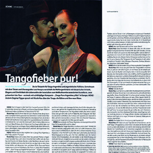 Tangofieber PUR, 2012