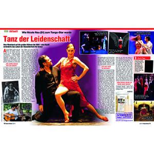 Baile de pasiones, 2013