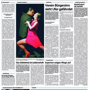 Tanzen auf Weltniveau. Das Geheimnis ist Leidenschaft, 2007