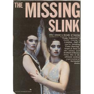 The missing slink
