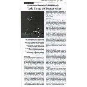 Todo Tango de Buenos Aires 1999