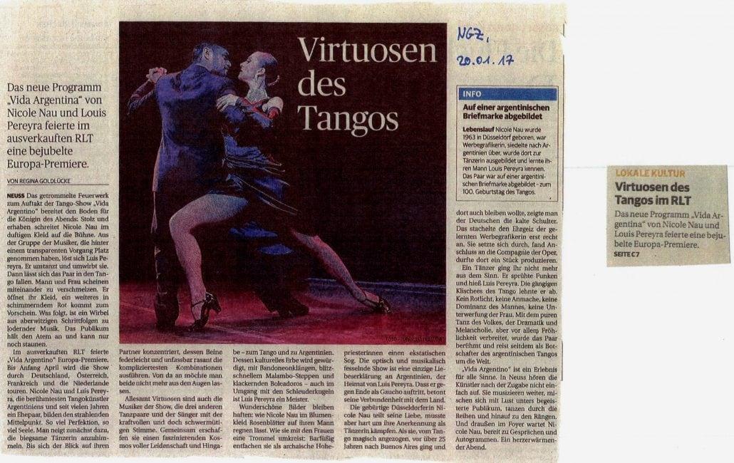 Virtuosen des Tango