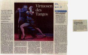 Virtuosen des Tangos