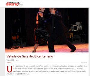 Bicentenario: Un show de lujo